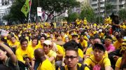 My support to Bersih 5 although I opt out in the protest