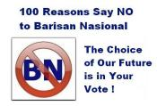 100 reasons say no to bn 175