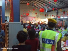 2012 Pagoh MCA CNY celebration