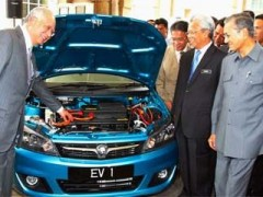 Proton Electric car