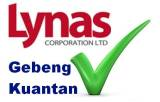 say yes to Lynas Gebeng Kuantan small