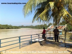 Gersik Riverbank Jetty and Boat Renting Center @ 4