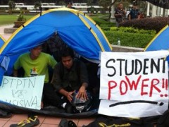student-protest-at-dataran-merdeka