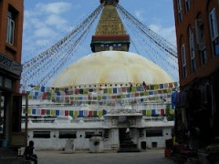 This dome is Buddhist or Islamic design?