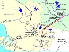 pahang river water transfer plan