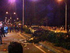 putrajaya drag race accident