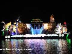 1Malaysia International Tourism Night Floral Parade 2012 PIC10