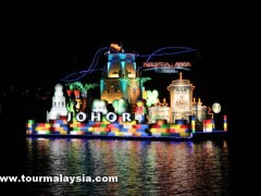 1Malaysia International Tourism Night Floral Parade 2012 PIC6