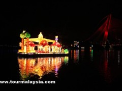 1Malaysia International Tourism Night Floral Parade 2012 PIC7