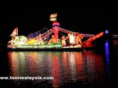 1Malaysia International Tourism Night Floral Parade 2012 PIC8