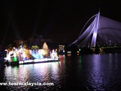 1Malaysia International Tourism Night Floral Parade 2012 PIC9