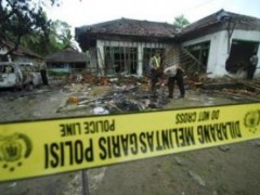 This attack was from Muslims in Indonesia