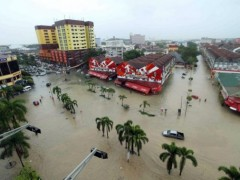 flood in Kuantan