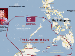 Map of the Royal Sultanate of Sulu-750719