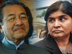 mahathir want to revoke Ambiga citizenship