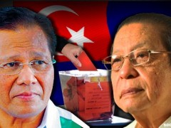 Ghani vs Kit Siang